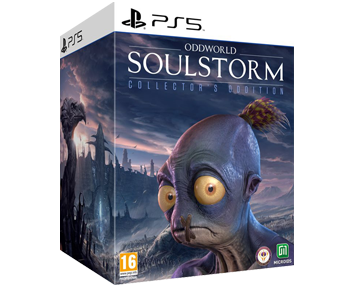 Oddworld: Soulstorm Collector's Edition (PS5)(Русская версия) ПРЕДЗАКАЗ!