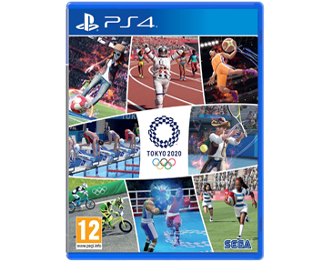 Olympic Games Tokyo 2020: The Official Video Game (Русская версия)(PS4)