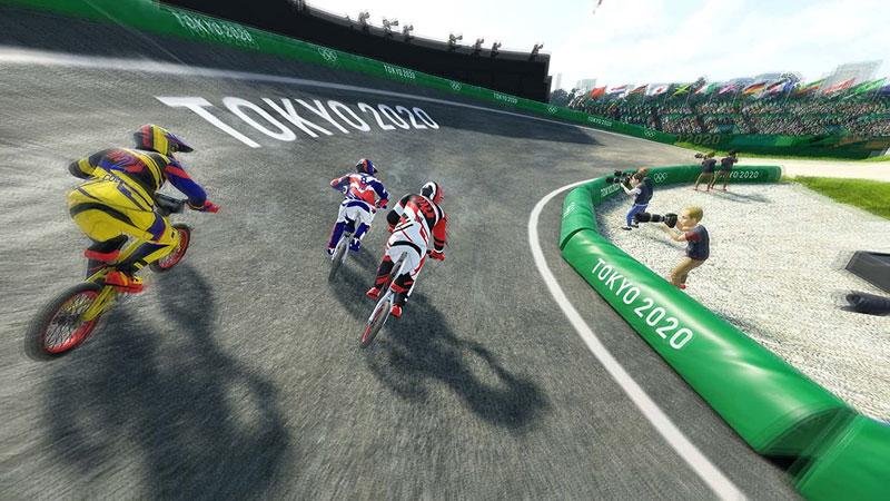 Olympic Games Tokyo 2020 The Official Video Game  PS4 дополнительное изображение 2
