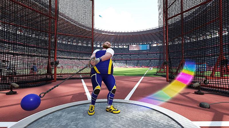 Olympic Games Tokyo 2020 The Official Video Game  PS4 дополнительное изображение 3