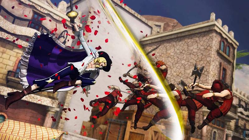 One Piece Pirate Warrriors 4  PS4 дополнительное изображение 3