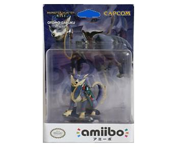 amiibo Palamute [коллекция Monster Hunter]