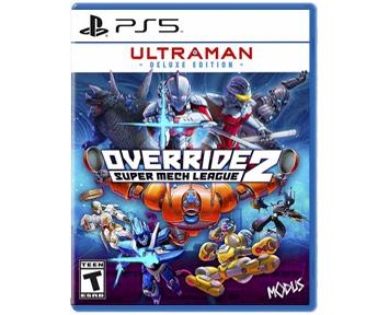 Override 2: Super Mech League Ultraman Deluxe Edition [US](PS5)