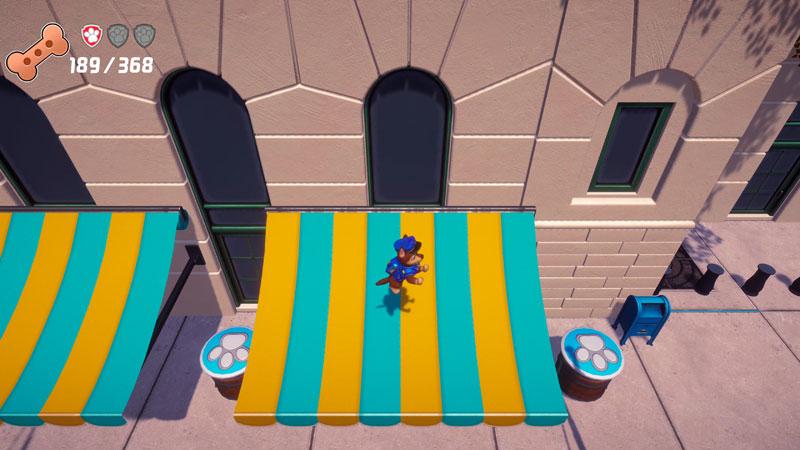 Фильм Щенячий патруль Город приключений зовет  Nintendo Switch дополнительное изображение 1