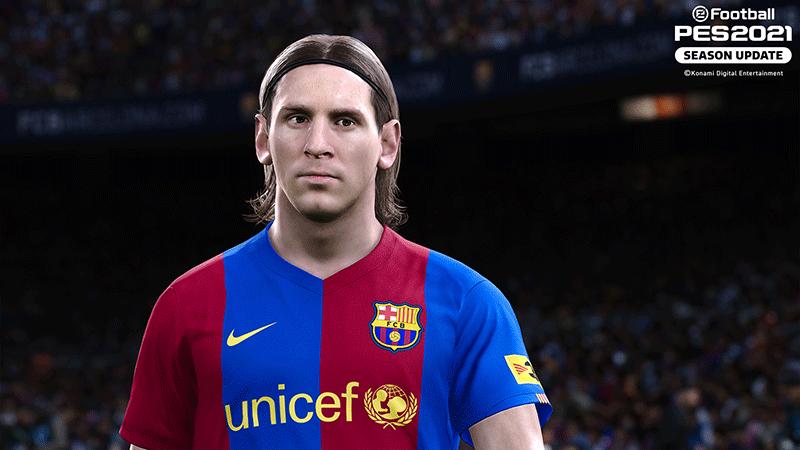 eFootball PES 2021 Season Update  PS4 дополнительное изображение 2