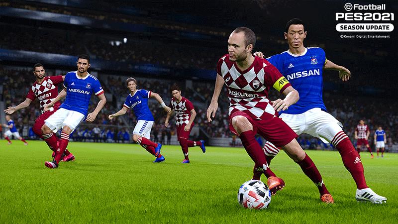 eFootball PES 2021 Season Update  PS4 дополнительное изображение 4