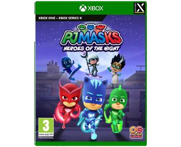 Герои в Масках: Герои Ночи (Русская версия)(Xbox One/Series X) ПРЕДЗАКАЗ!