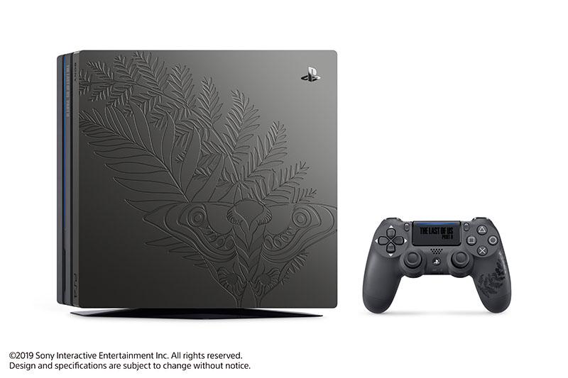Sony Playstation 4 PRO 1TB The Last of Us Part II Limited Edition дополнительное изображение 1