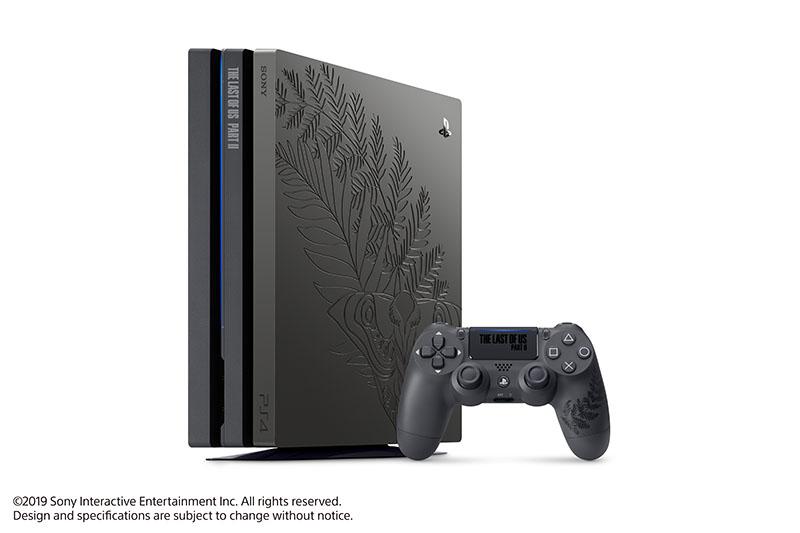 Sony Playstation 4 PRO 1TB The Last of Us Part II Limited Edition дополнительное изображение 2