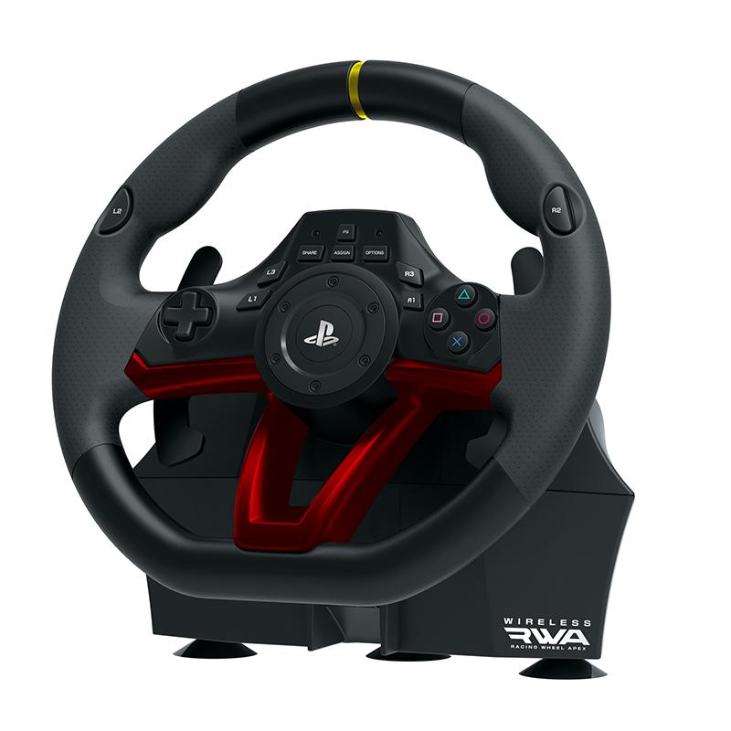 Беспроводной Руль Hori Wireless Racing Wheel Apex PS4/ПК дополнительное изображение 1