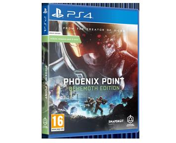 Phoenix Point: Behemoth Edition (Русская версия)(PS4) ПРЕДЗАКАЗ!