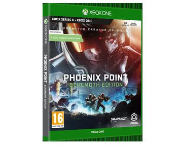 Phoenix Point: Behemoth Edition (Русская версия)(Xbox One/Serises X) ПРЕДЗАКАЗ!