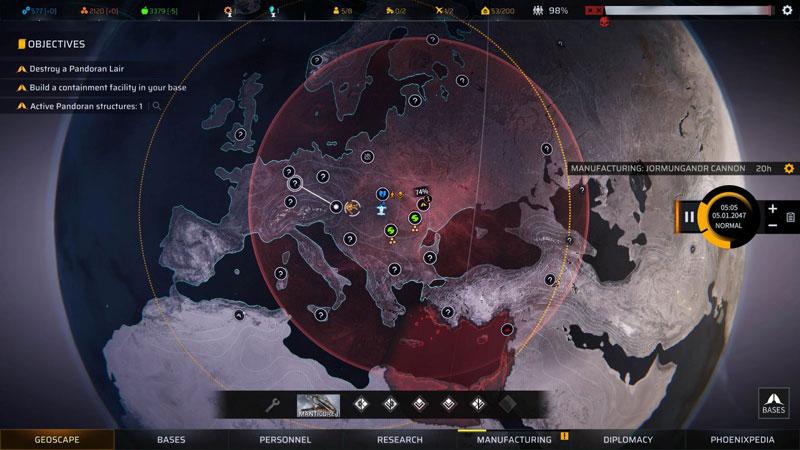 Phoenix Point Behemoth Edition  Xbox One/Serises X  дополнительное изображение 2