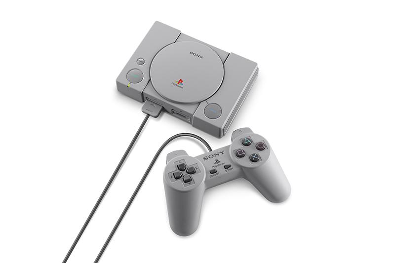 PlayStation Classic Console дополнительное изображение 1