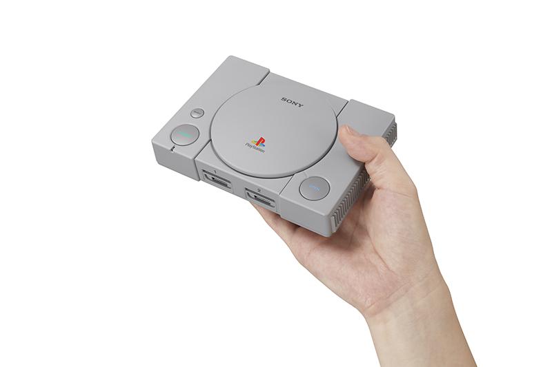 PlayStation Classic Console дополнительное изображение 3
