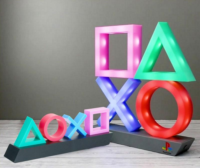Светильник PlayStation Icon Light XL дополнительное изображение 2