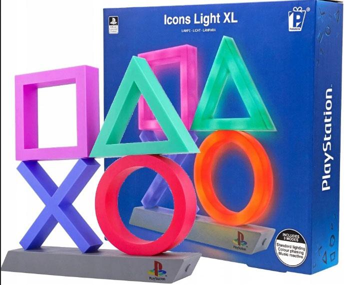 Светильник PlayStation Icon Light XL дополнительное изображение 1