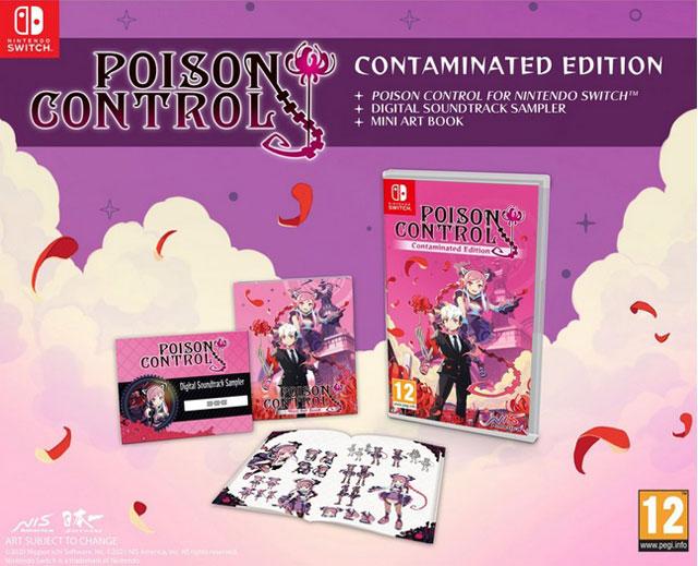 Poison Control Contaminated Edition  Nintendo Switch дополнительное изображение 1