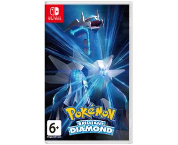 Pokemon Brilliant Diamond (Nintendo Switch) ПРЕДЗАКАЗ!