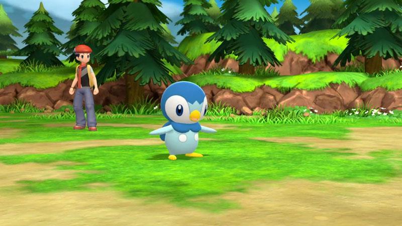 Pokemon Brilliand Diamond & Shining Pearl Dual Pack  Nintendo Switch  дополнительное изображение 2