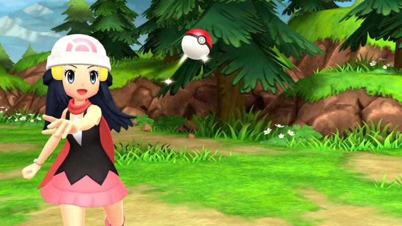 Pokemon Brilliand Diamond & Shining Pearl Dual Pack  Nintendo Switch  дополнительное изображение 3