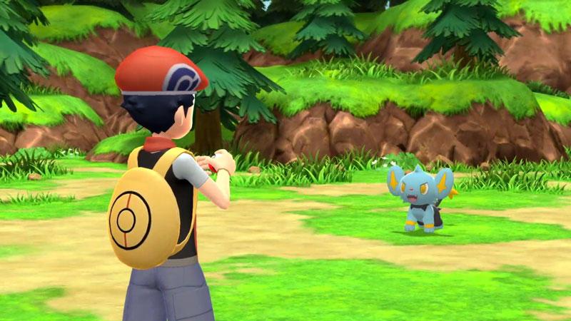 Pokemon Brilliand Diamond & Shining Pearl Dual Pack  Nintendo Switch  дополнительное изображение 4