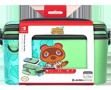 Чехол Nintendo Switch PDP Pull-N-Go Elite Tom Nook