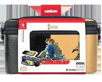 Чехол Nintendo Switch PDP Pull-N-Go Elite Zelda