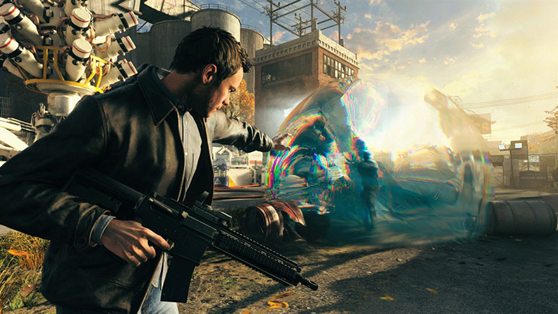 Quantum Break  Xbox One/Series X дополнительное изображение 1