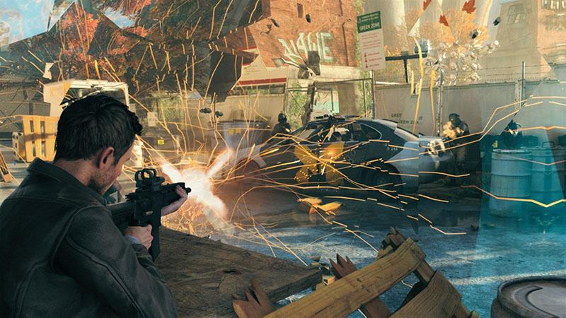Quantum Break  Xbox One/Series X дополнительное изображение 3