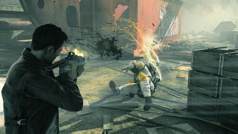 Quantum Break  Xbox One/Series X дополнительное изображение 4