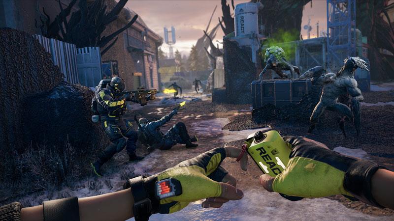 Tom Clancy Rainbow Six Эвакуация  Xbox One/Series X  дополнительное изображение 1