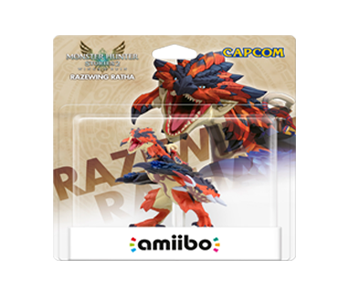 amiibo Razewing Ratha [коллекция Monster Hunter] ПРЕДЗАКАЗ!