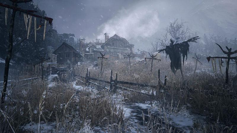 Resident Evil 8 Village Steelbook Edition  PS4 дополнительное изображение 2