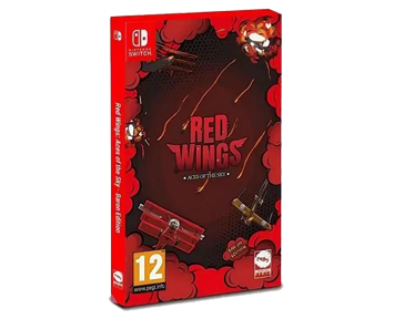 Red Wings: Aces of the Sky Baron Edition (Русская версия)(Nintendo Switch)