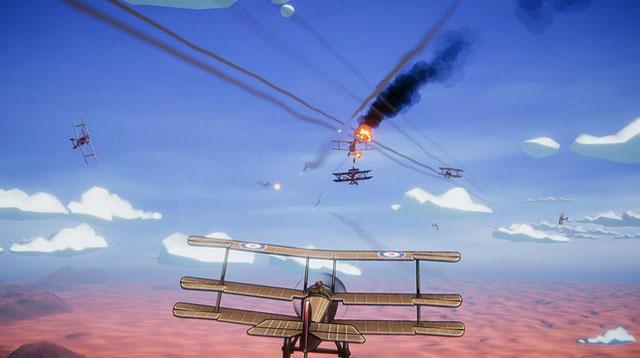 Red Wings Aces of the Sky Baron Edition  Nintendo Switch дополнительное изображение 1