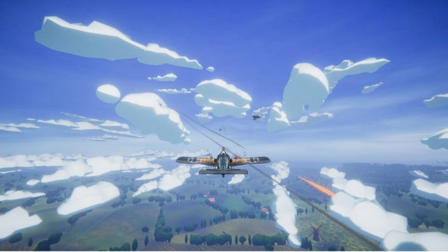 Red Wings Aces of the Sky Baron Edition  Nintendo Switch дополнительное изображение 3