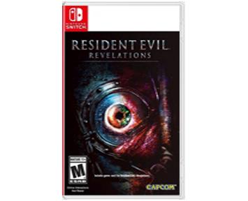 Resident Evil Revelations [USA](Русская версия)(Nintendo Switch)(USED)(Б/У)