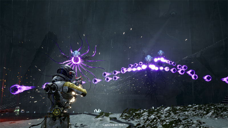 Returnal  PS5 дополнительное изображение 2