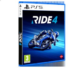 RIDE 4 (Русская версия)(PS5)