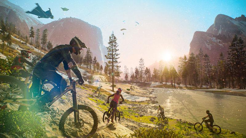 Riders Republic Freeride Edition  Xbox One/Series X  дополнительное изображение 4