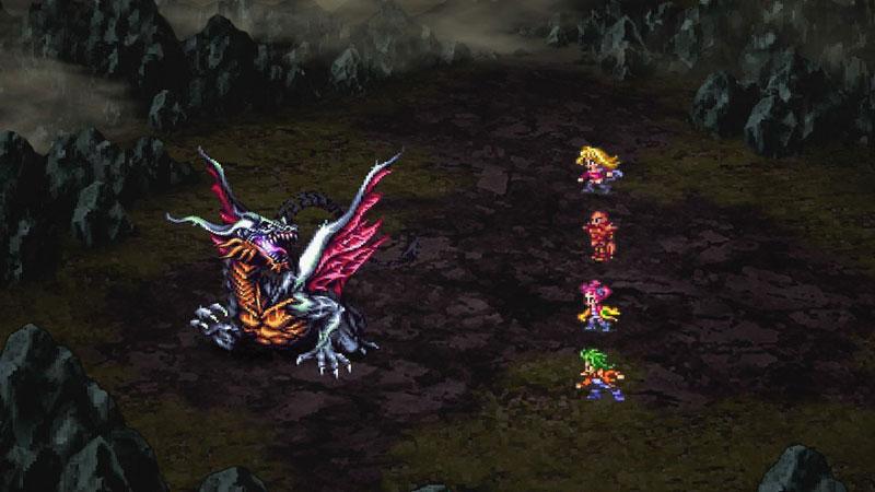 Romancing SaGa 3  Nintendo Switch дополнительное изображение 1