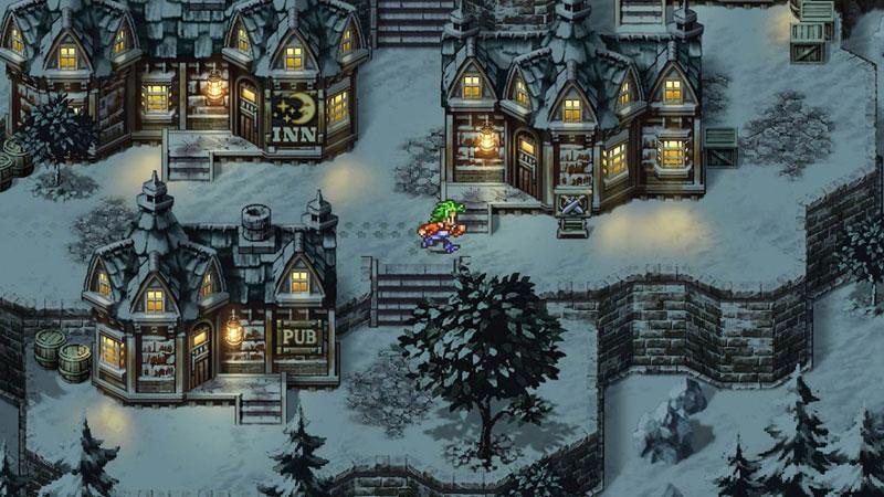 Romancing SaGa 3  Nintendo Switch дополнительное изображение 3