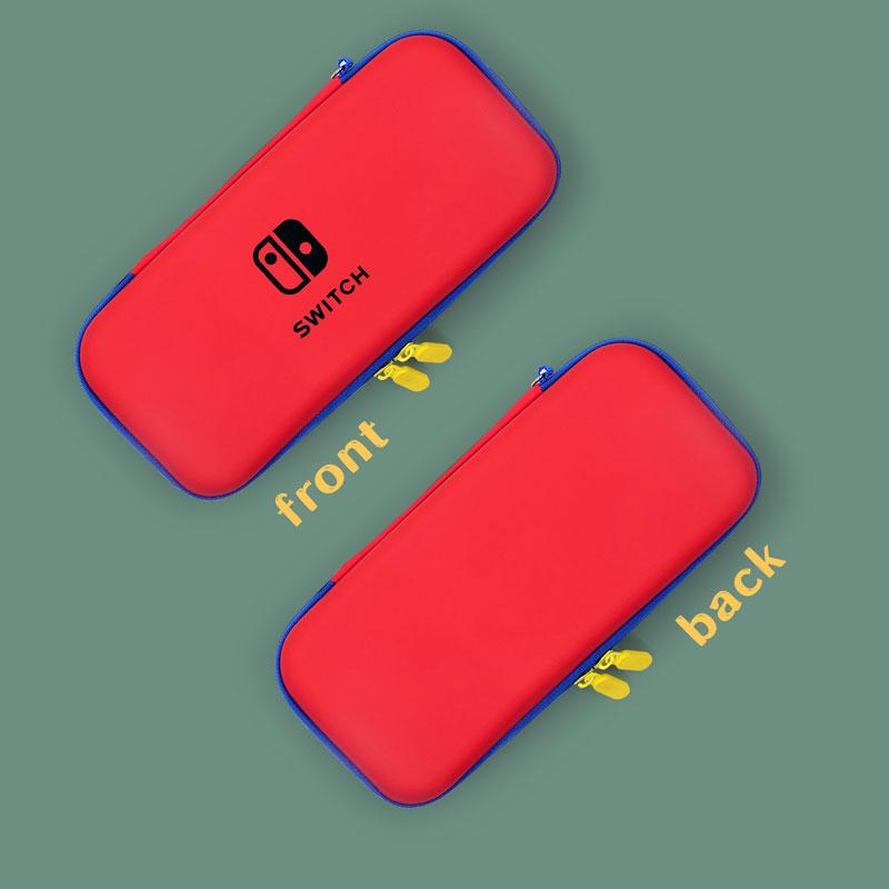 Дорожный чехол Red\Blue  Nintendo Switch дополнительное изображение 3