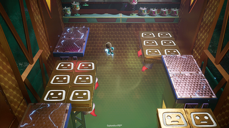 Sackboy A Big Adventure Сэкбой Большое приключение PS5 дополнительное изображение 1