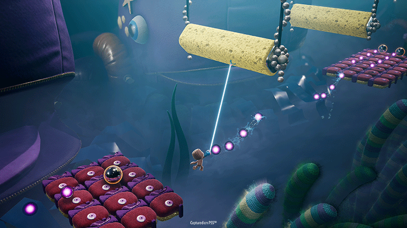 Sackboy A Big Adventure Сэкбой Большое приключение PS5 дополнительное изображение 2