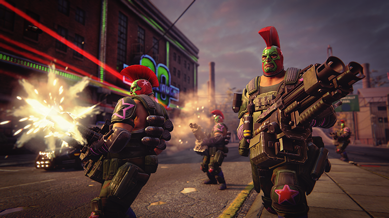 Saints Row The Third Remastered  Xbox One  дополнительное изображение 1