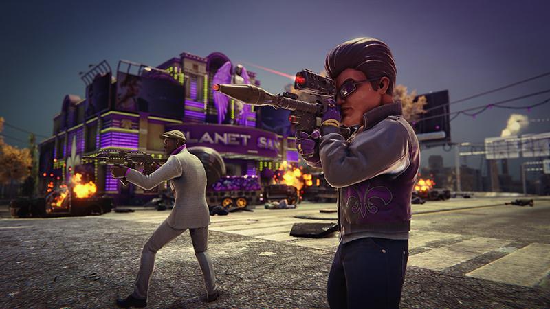 Saints Row The Third Remastered  Xbox One  дополнительное изображение 2