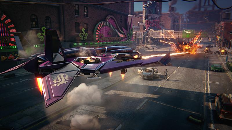 Saints Row The Third Remastered  Xbox One  дополнительное изображение 3