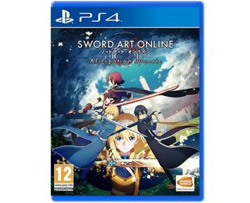 Sword Art Online: Alicization Lycoris (Русская версия)(PS4)